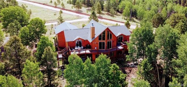 4400 Elk Valley Road, Divide, CO 80814 (#5339494) :: Mile High Luxury Real Estate
