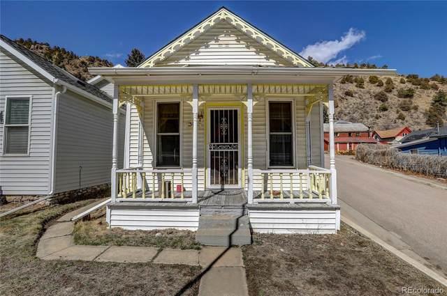 346 Colorado Boulevard, Idaho Springs, CO 80452 (MLS #5339518) :: 8z Real Estate