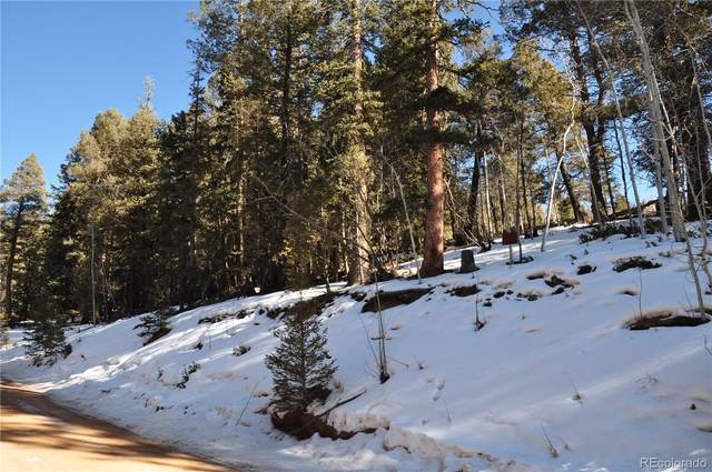 1000 Bennett Drive, Cripple Creek, CO 80813 (#5339726) :: Colorado Home Finder Realty