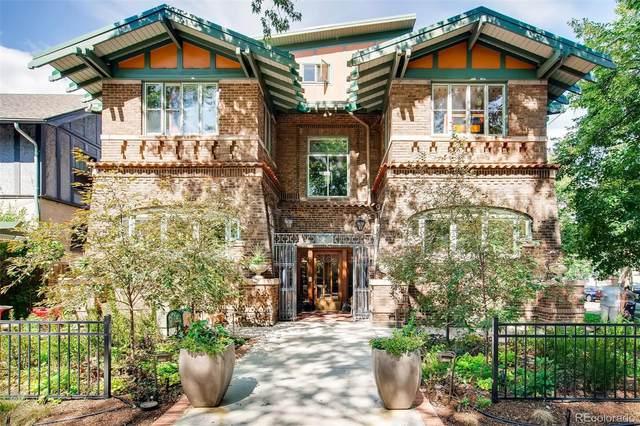 861 N Humboldt Street E, Denver, CO 80218 (#5340344) :: Bring Home Denver with Keller Williams Downtown Realty LLC