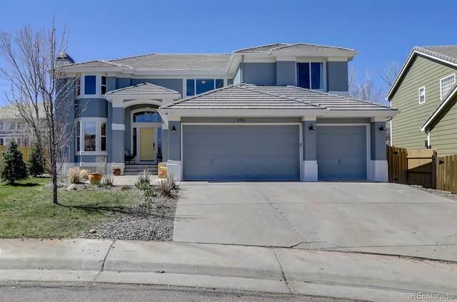 2911 Silver Place, Superior, CO 80027 (#5340759) :: Colorado Home Finder Realty