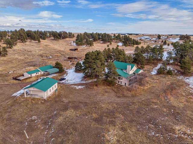 29260 County Road 17/21, Elizabeth, CO 80107 (MLS #5340846) :: 8z Real Estate