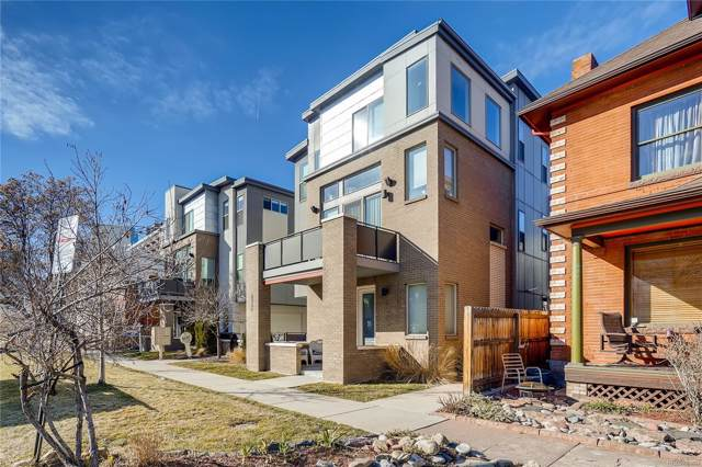 2331 Glenarm Place #2, Denver, CO 80205 (#5340879) :: The DeGrood Team
