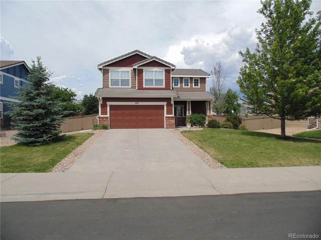 209 Stockwell Street, Castle Rock, CO 80104 (#5340983) :: The DeGrood Team