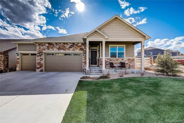 16842 W 86th Drive, Arvada, CO 80007 (MLS #5341250) :: 8z Real Estate