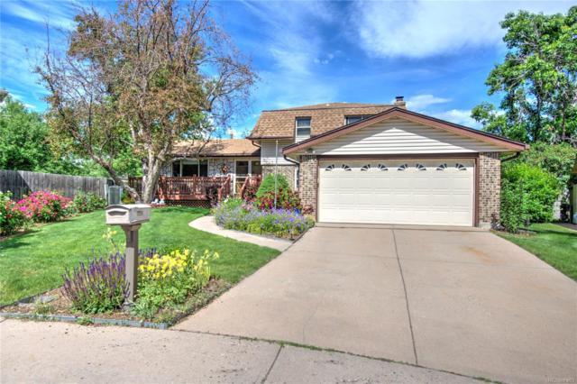 4451 E Fair Circle, Centennial, CO 80121 (#5341398) :: The Galo Garrido Group