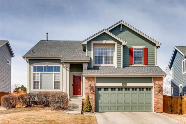 9869 Burberry Way, Highlands Ranch, CO 80129 (#5341564) :: RE/MAX Professionals