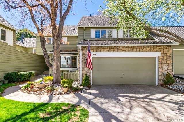 4505 S Yosemite Street #361, Denver, CO 80237 (#5341577) :: My Home Team