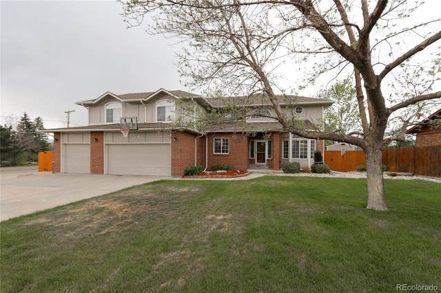 5219 Coors Street, Arvada, CO 80002 (MLS #5342172) :: 8z Real Estate