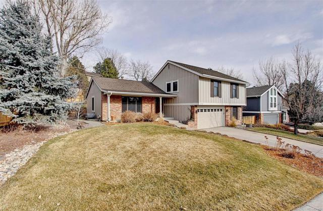 8134 S Wabash Court, Centennial, CO 80112 (#5342197) :: The Pete Cook Home Group