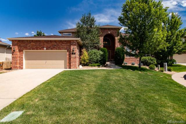 5952 Topaz Vista Place, Castle Pines, CO 80108 (#5342377) :: Peak Properties Group