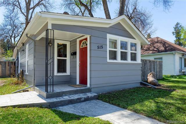 515 E Mulberry Street, Fort Collins, CO 80524 (MLS #5342633) :: Keller Williams Realty