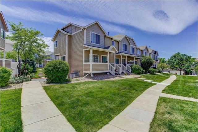 19219 E Carolina Drive #106, Aurora, CO 80017 (#5343400) :: House Hunters Colorado