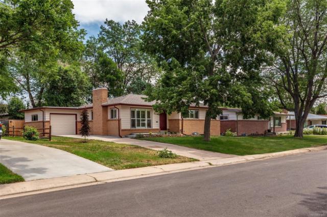 2608 S Dexter Street, Denver, CO 80222 (#5343405) :: Colorado Home Finder Realty