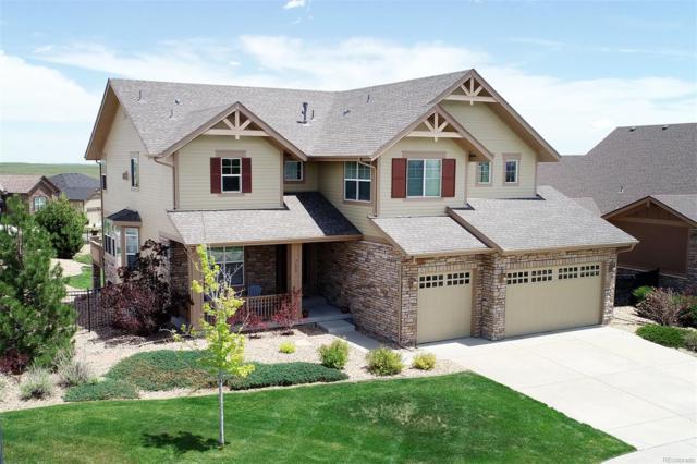 7650 S Blackstone Parkway, Aurora, CO 80016 (MLS #5343557) :: 8z Real Estate