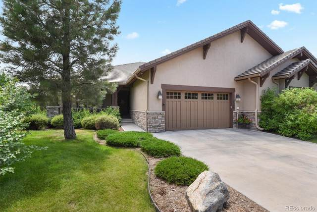4346 Chateau Ridge Road, Castle Rock, CO 80108 (#5343572) :: The Colorado Foothills Team | Berkshire Hathaway Elevated Living Real Estate