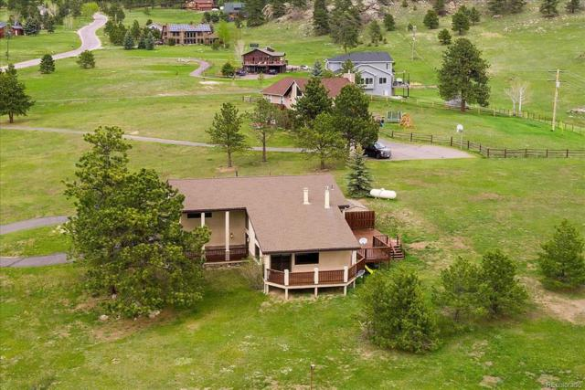 6880 Kilimanjaro Drive, Evergreen, CO 80439 (MLS #5343627) :: Bliss Realty Group