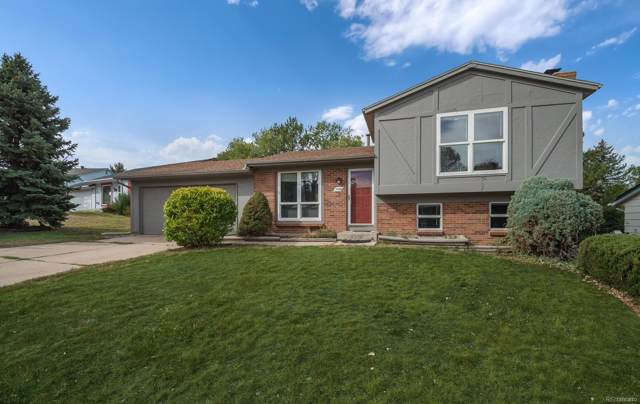9549 Garland Court, Westminster, CO 80021 (#5343765) :: The Galo Garrido Group