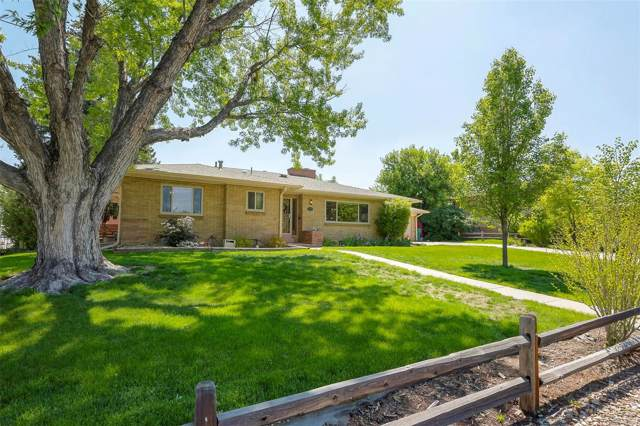3320 Independence Court, Wheat Ridge, CO 80033 (MLS #5344097) :: 8z Real Estate