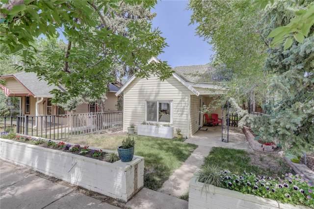 2466 Eaton Street, Edgewater, CO 80214 (MLS #5344229) :: 8z Real Estate
