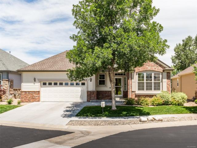 10813 W Hinsdale Drive, Littleton, CO 80127 (#5344451) :: The HomeSmiths Team - Keller Williams