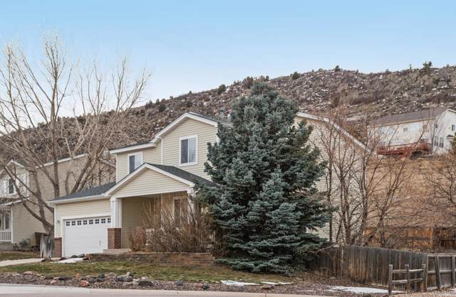 7255 Pine Hills Way, Littleton, CO 80125 (MLS #5344679) :: Colorado Real Estate : The Space Agency