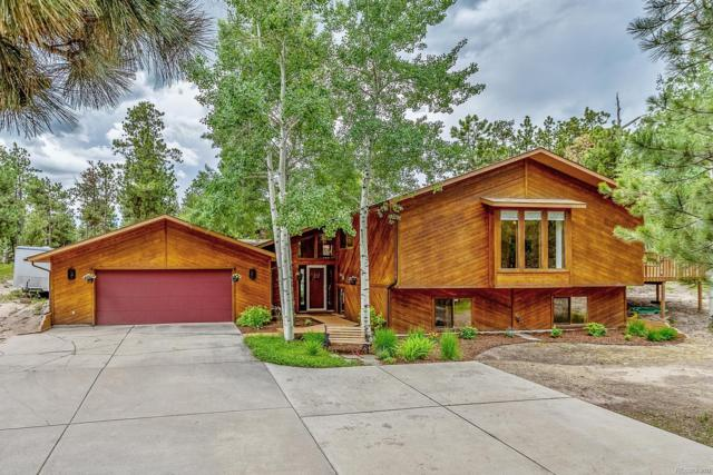 475 Cimarron Road, Monument, CO 80132 (MLS #5344995) :: 8z Real Estate