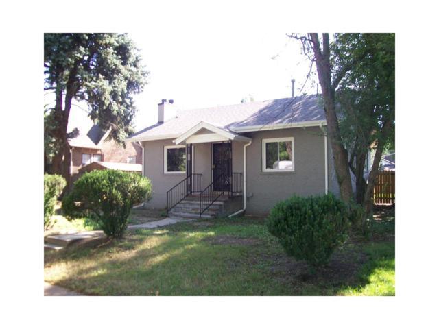 1216 S University Boulevard, Denver, CO 80210 (#5345652) :: Thrive Real Estate Group
