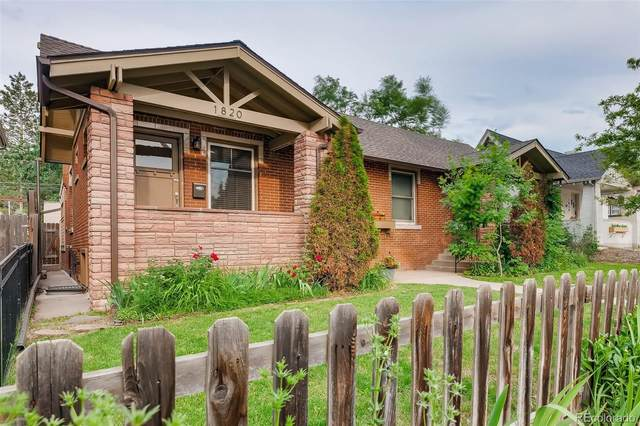 1820 S Lincoln Street, Denver, CO 80210 (#5346000) :: The Griffith Home Team