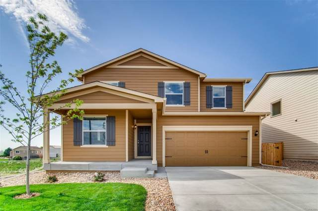 347 Hunter Avenue, Lochbuie, CO 80603 (#5346717) :: The DeGrood Team