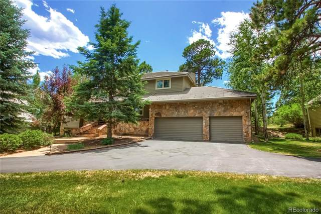 31251 Island Drive, Evergreen, CO 80439 (MLS #5346740) :: 8z Real Estate