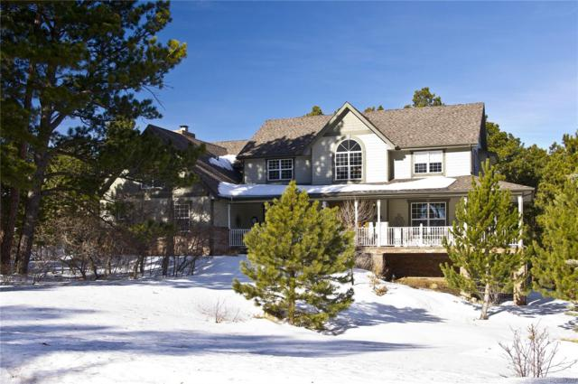 14385 Woodcrest Circle, Larkspur, CO 80118 (#5346788) :: Keller Williams Action Realty LLC