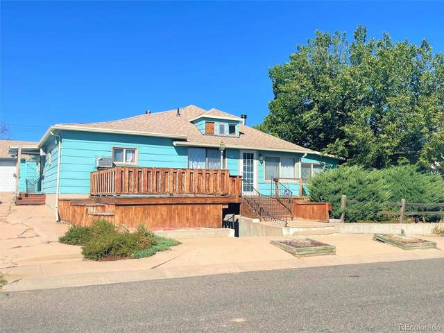 215 7th Street, Hugo, CO 80821 (#5346842) :: The HomeSmiths Team - Keller Williams
