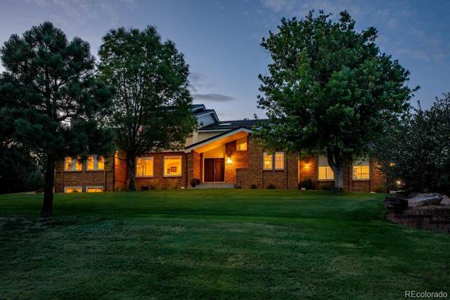 6237 S Netherland Circle, Centennial, CO 80016 (MLS #5347245) :: 8z Real Estate