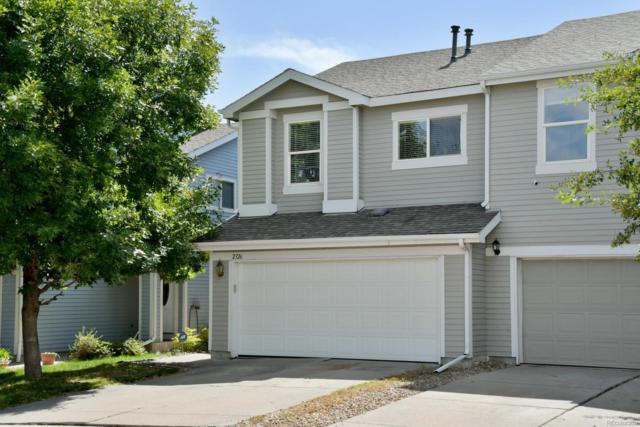 2326 E 109th Drive, Northglenn, CO 80233 (#5347247) :: The Peak Properties Group