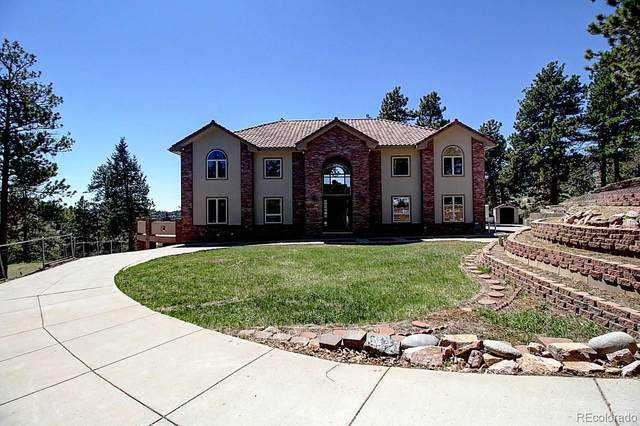 24140 Us Highway 40, Golden, CO 80401 (MLS #5347337) :: 8z Real Estate