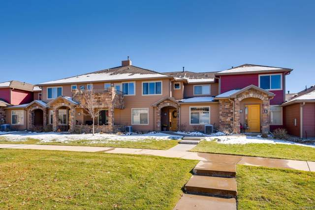 8571 Gold Peak Drive C, Highlands Ranch, CO 80130 (#5347683) :: The Margolis Team