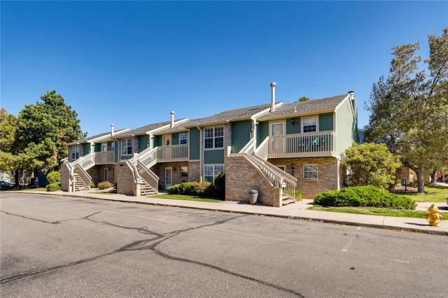 2696 E Otero Place #6, Centennial, CO 80122 (#5347688) :: Keller Williams Action Realty LLC