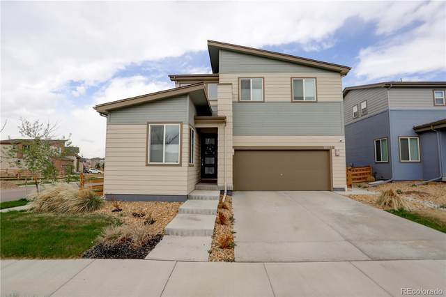 18017 E 107th Way, Denver, CO 80022 (#5347772) :: The Harling Team @ HomeSmart