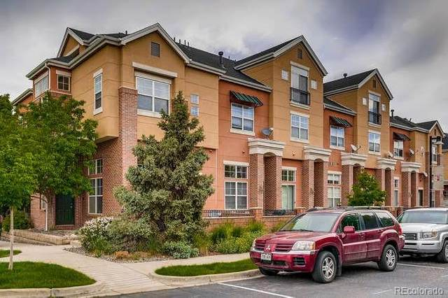 4100 Albion Street #964, Denver, CO 80216 (#5347859) :: The Griffith Home Team