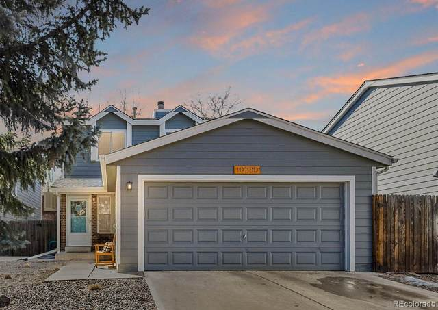10280 W 81st Avenue, Arvada, CO 80005 (#5348611) :: The Harling Team @ HomeSmart