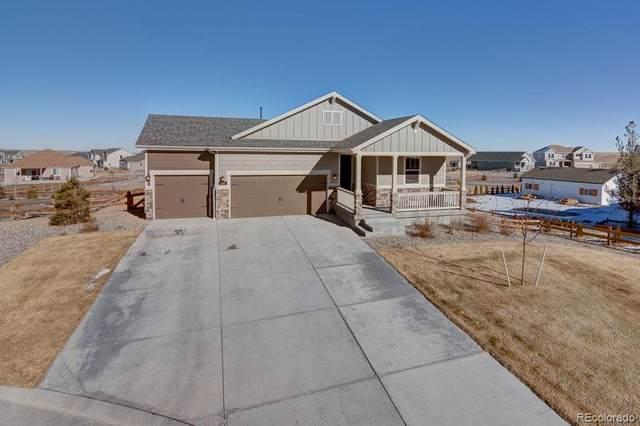 5591 Turnbury Circle, Elizabeth, CO 80107 (#5348714) :: iHomes Colorado