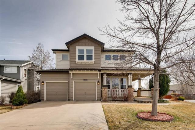 16416 Wagon Place, Parker, CO 80134 (#5348783) :: The Peak Properties Group