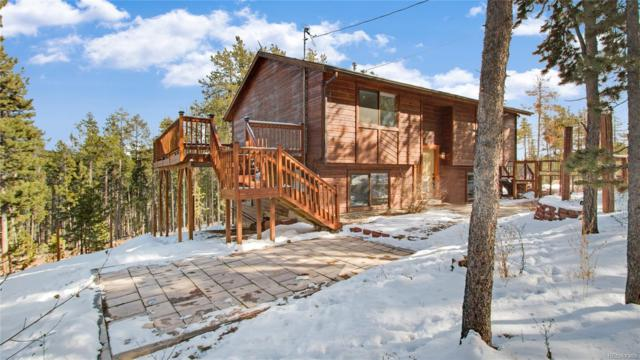 9921 Apache Spring Drive, Conifer, CO 80433 (MLS #5348854) :: 8z Real Estate