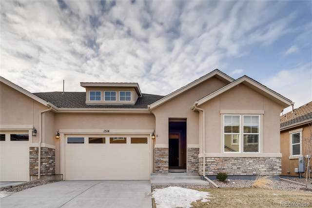 1514 Promontory Bluff View, Colorado Springs, CO 80921 (#5348867) :: The Heyl Group at Keller Williams