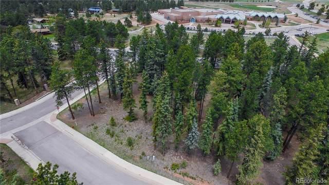 1265 Cottontail Trail, Woodland Park, CO 80863 (#5349124) :: milehimodern