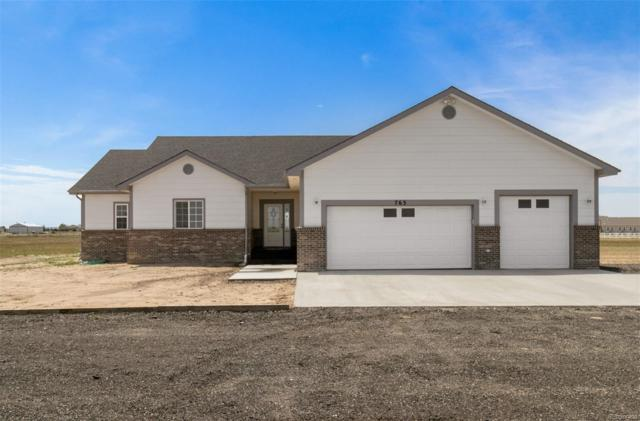 763 Arrowhead Street, Strasburg, CO 80136 (#5349226) :: Bring Home Denver