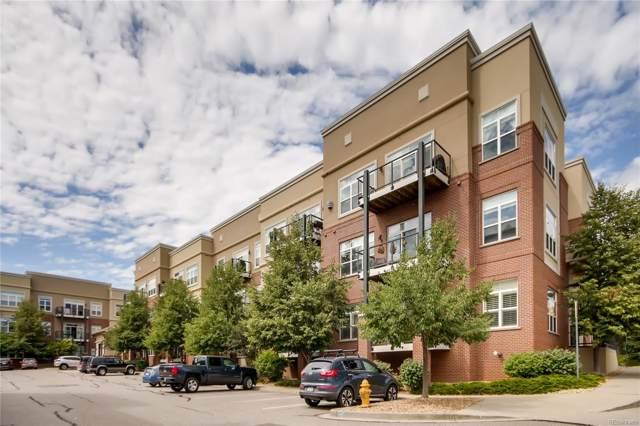 5401 S Park Terrace Avenue 107B, Greenwood Village, CO 80111 (#5350408) :: The HomeSmiths Team - Keller Williams