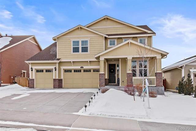 2785 Whitewing Way, Castle Rock, CO 80108 (MLS #5350422) :: 8z Real Estate