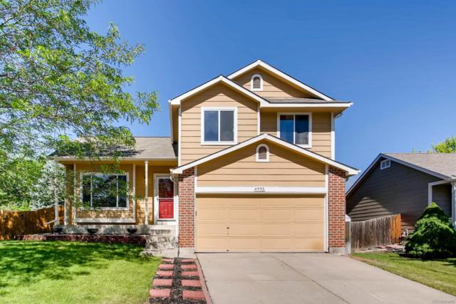 4995 S Flanders Court, Centennial, CO 80015 (#5350475) :: Bring Home Denver